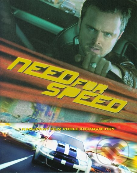 Need for speed Steelbook STEELBOOK