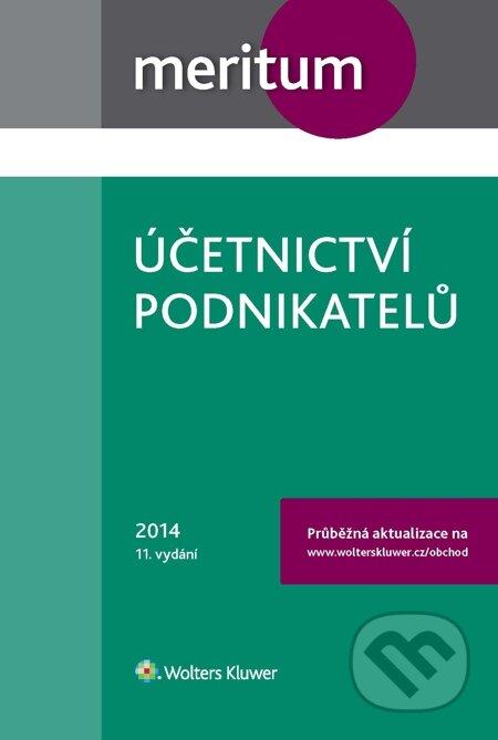 Meritum Účetnictví podnikatelů - Kolektiv autorů