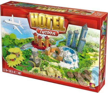 Hotel Tycoon - Denys Fisher