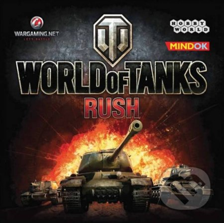 World of Tanks: Rush - Nikolay Pegasov