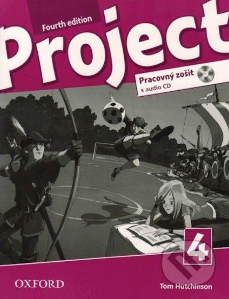 Project 4 - Pracovný zošit - Tom Hutchinson