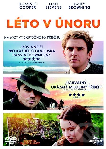 Léto v únoru DVD