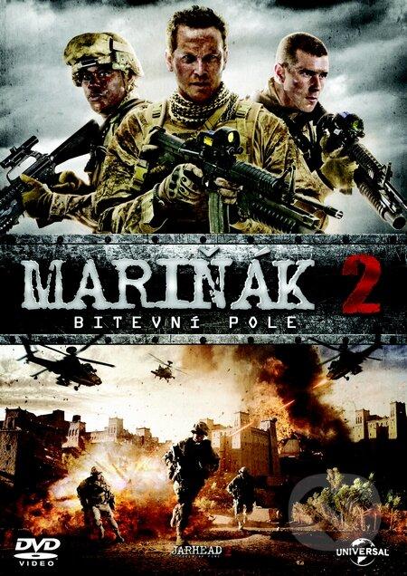 Mariňák 2: Bitevní pole DVD