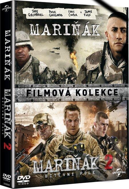 Kolekce Mariňák 1+2 DVD