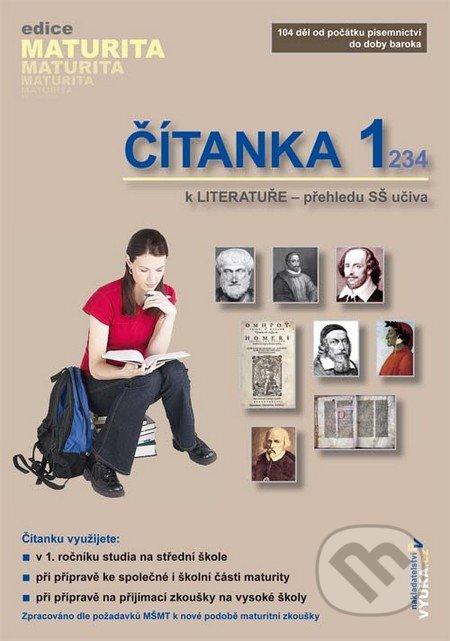 Čítanka k literatuře 1 - Otakar Slanař