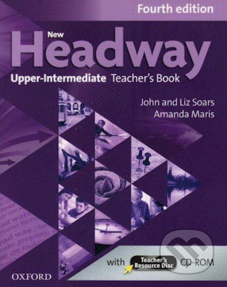 New Headway - Upper-Intermediate - Teacher\'s Book - Liz Soars, John Soars, Amanda Maris