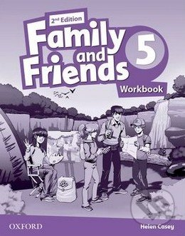 Family and Friends 5 - Workbook - Helen Casey