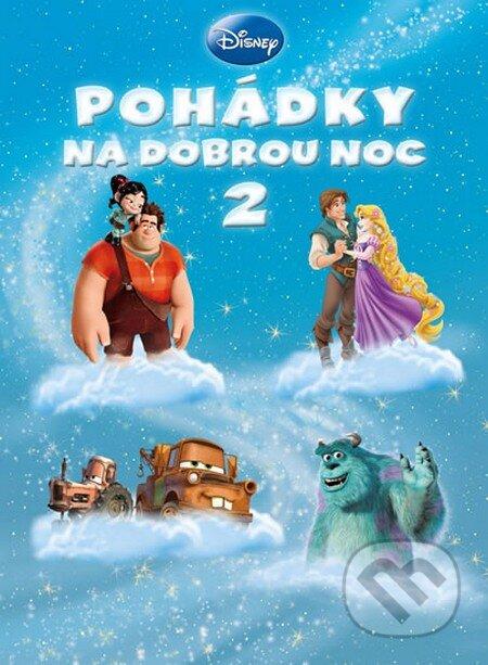Pohádky na dobrou noc 2 - Walt Disney