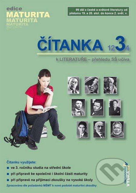 Čítanka k literatuře 3 - Drahuše Mašková