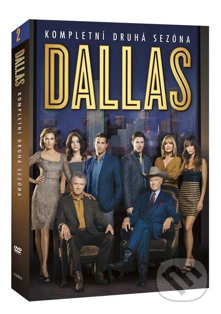Dallas 2.série DVD
