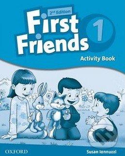 First Friends 1 - Activity Book - Susan Iannuzzi
