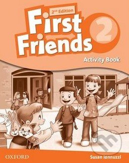 First Friends 2 - Activity Book - Susan Iannuzzi
