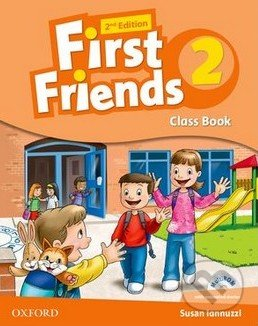 First Friends 2 - Class Book - Susan Iannuzzi