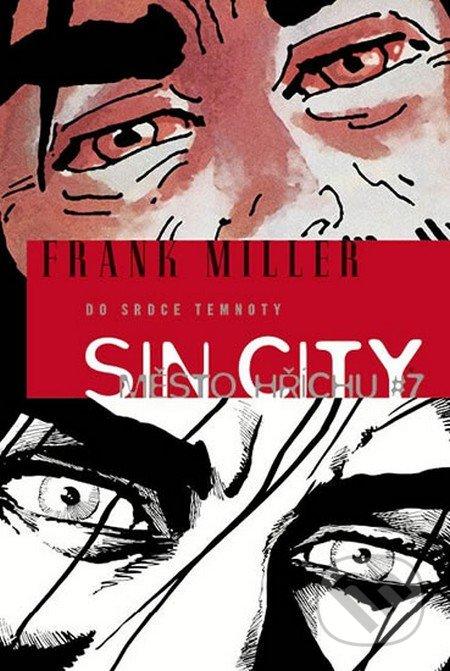 Sin City: Město hříchu #7 (pevná vazba) - Frank Miller