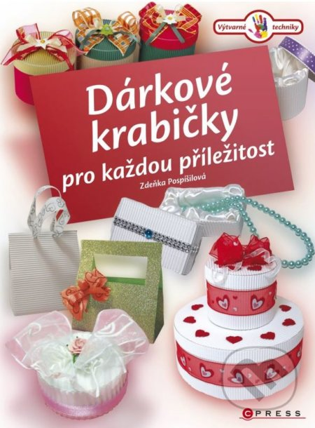 Dárkové krabičky pro každou příležitost - Zdeňka Pospíšilová