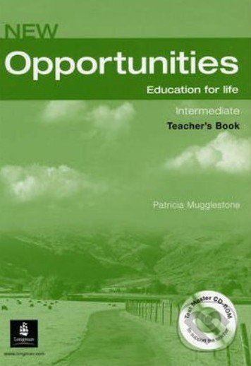 New Opportunities - Intermediate - Teacher\'s Book - Patricia Mugglestone