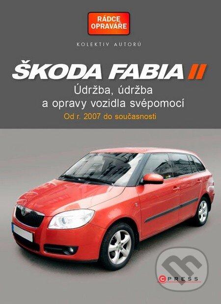 Škoda Fabia II -