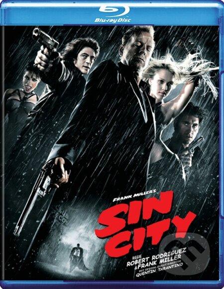 Sin City BLU-RAY