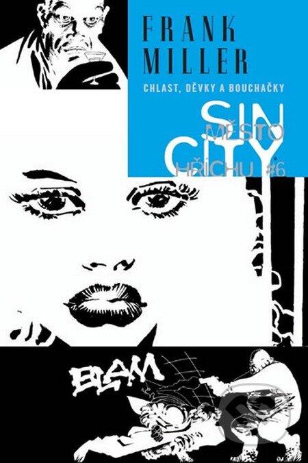 Sin City: Město hříchu #6 (pevná vazba) - Frank Miller