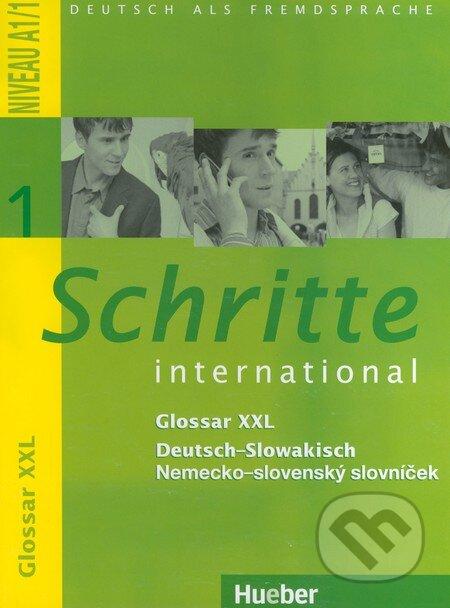 Schritte international 1 - Glossar XXL -