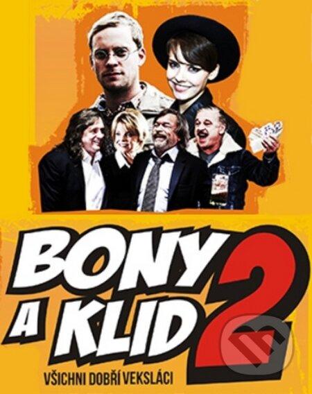 Bony a klid 2 DVD