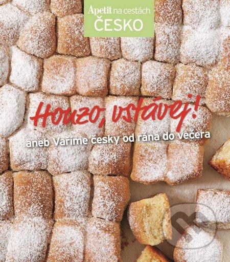 Honzo, vstávej! - kuchařka z edice Apetit na cestách - Česko - Kolektív autorov
