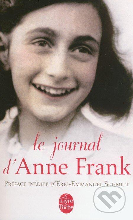 Le Journal D\'anne Frank - Anne Frank