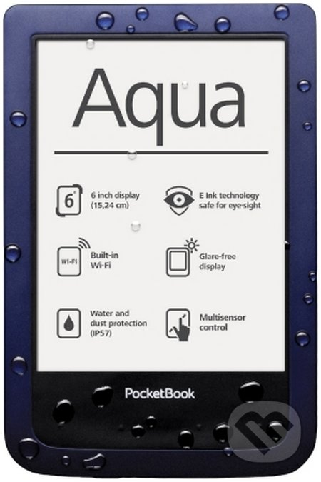 Pocketbook 640 Aqua -