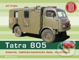 Tatra 805 - Jiří Frýba