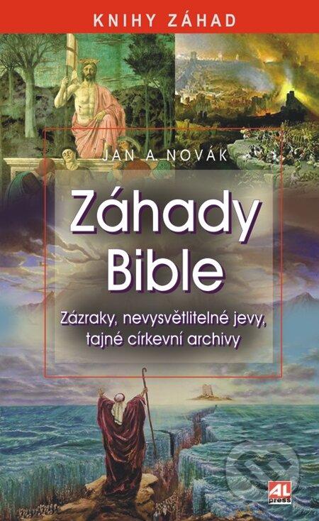 Záhady bible - Jan A. Novák