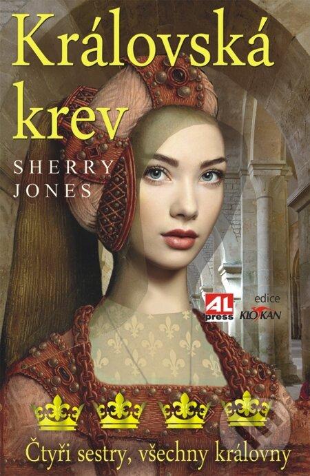 Královská krev - Jones Sherry