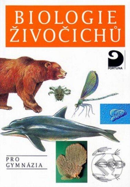 Biologie živočichů pro gymnázia - Náhled učebnice