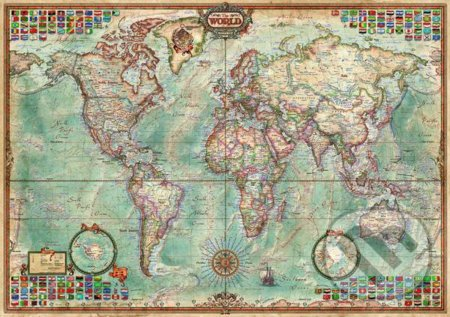 Map of the World -