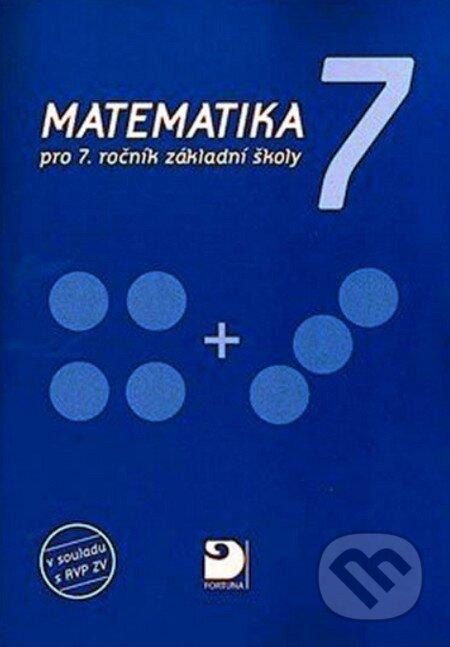 Matematika pro 7. ročník ZŠ - Jana Coufalová