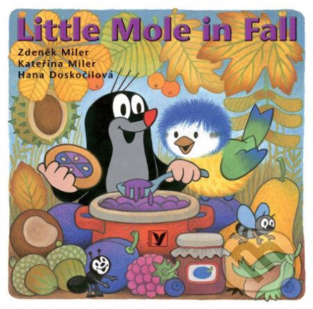 Little Mole in Fall - Zdeněk Miler, Kateřina Miler, Hana Doskočilová