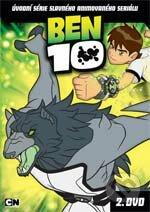 BEN 10 2. DVD