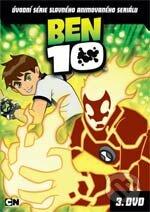 BEN 10 3. DVD