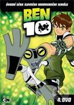 BEN 10 4. DVD
