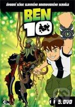 BEN 10 5. DVD