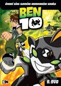 BEN 10 6. DVD