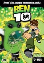BEN 10 7. DVD