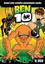 BEN 10 8. DVD