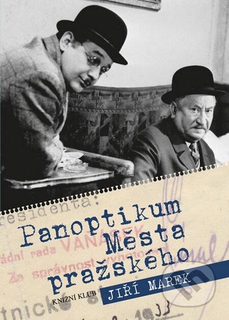 Panoptikum Města pražského - Jiří Marek