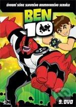 BEN 10 9. DVD