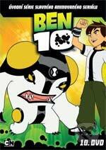 BEN 10 10. DVD