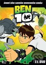 BEN 10 11. DVD