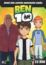 BEN 10 12. DVD