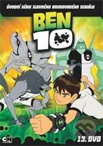 BEN 10 13. DVD