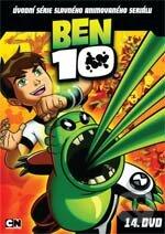 BEN 10 14. DVD