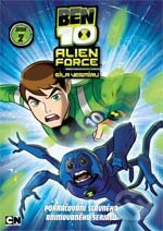 BEN 10: Alien Force 2. DVD